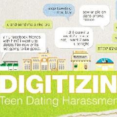 Digitizing Teen Dating Harassment Infographic